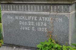 William Wickliffe Atkinson