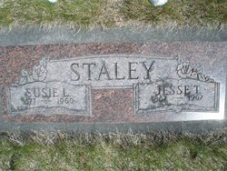 Susan Louise Susie <i>Dale</i> Staley