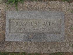 Rosa Ida Emma <i>Sahli</i> Chavey