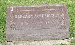 Barbara Betty Alberovsky