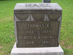 Thomas Archibald Tom Maze