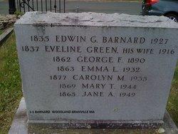 Eveline <i>Green</i> Barnard