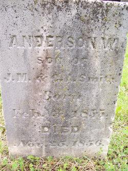 Anderson W Smith