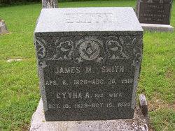 James Monroe Smith