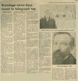 Hiram Brundage