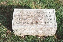 Mary Emma <i>Bonsall</i> Borland