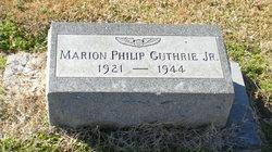 Marion Phillip Guthrie, Jr