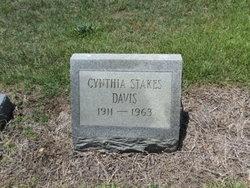 Cynthia <i>Stakes</i> Davis