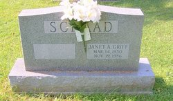 Janet A <i>Griff</i> Schaad