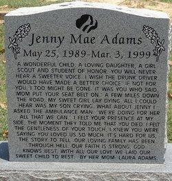 Jenny Mae Adams