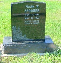 Frank W Spooner, Jr