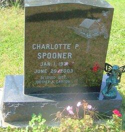 Charlotte <i>Philips</i> Spooner