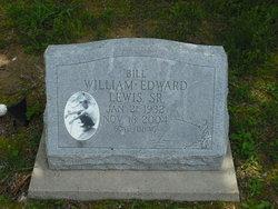 William Edward Bill Lewis