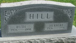 Julia Ruth <i>DeGreif</i> Hill