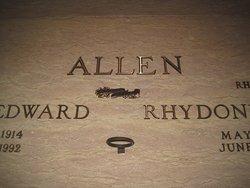 Rhydonia <i>Bland</i> Allen