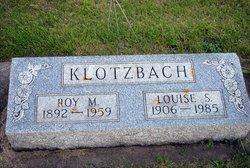 Royal Monroe Roy Klotzbach
