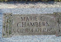 Marie C Chambers