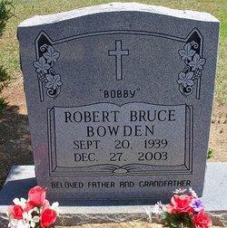 Robert Bruce Bobby Bowden