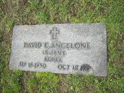 David E Angeloni