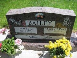 James S Bailey