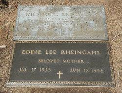 Eddie Lee <i>Smith</i> Rheingans