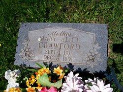 Mary Alice Crawford