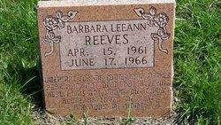 Barbara Leeann Reeves