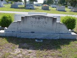 Anne <i>Jones</i> Durden