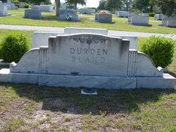 Billy <i>Durden</i> Bland