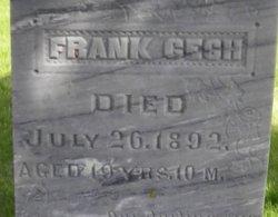 Frank Cech