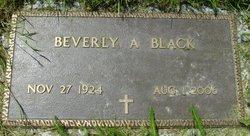 Beverly June <i>Abbey</i> Black