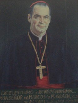 Archbishop Marcos Gregorio McGrath