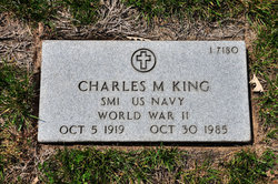 Charles M King