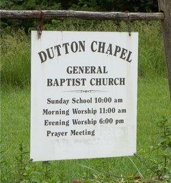 Dutton Chapel Cemetery