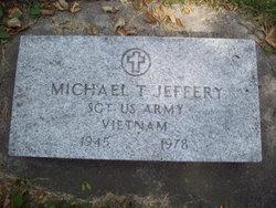 Michael Thomas Jeffery