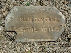 Baby Boy Clark