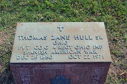 Thomas Zane Hull, Sr
