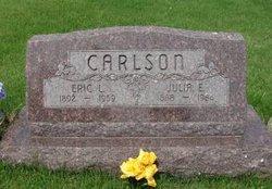 Julia Evelina <i>Swanson</i> Carlson
