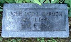 John Odell Harmon