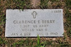 Clarence E Berry