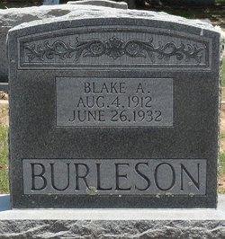 Blake Burleson