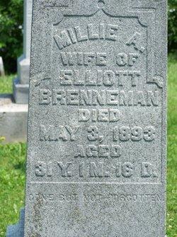Millie A. <i>Trout</i> Brenneman