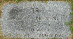 Lloyd C. Flip Fleming