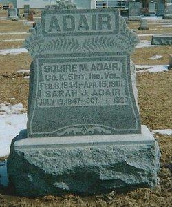 Sarah J Adair