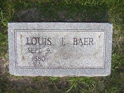 Louis Isaac Baer