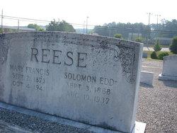 Solomon Edd Reese