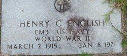 Henry Clayton English