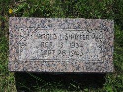 Harold L Shaffer