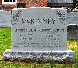 Katherine Melvin <i>Rogers</i> McKinney