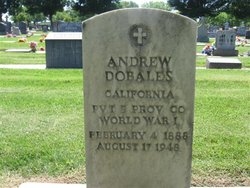 Andrew (Andres) Dobales